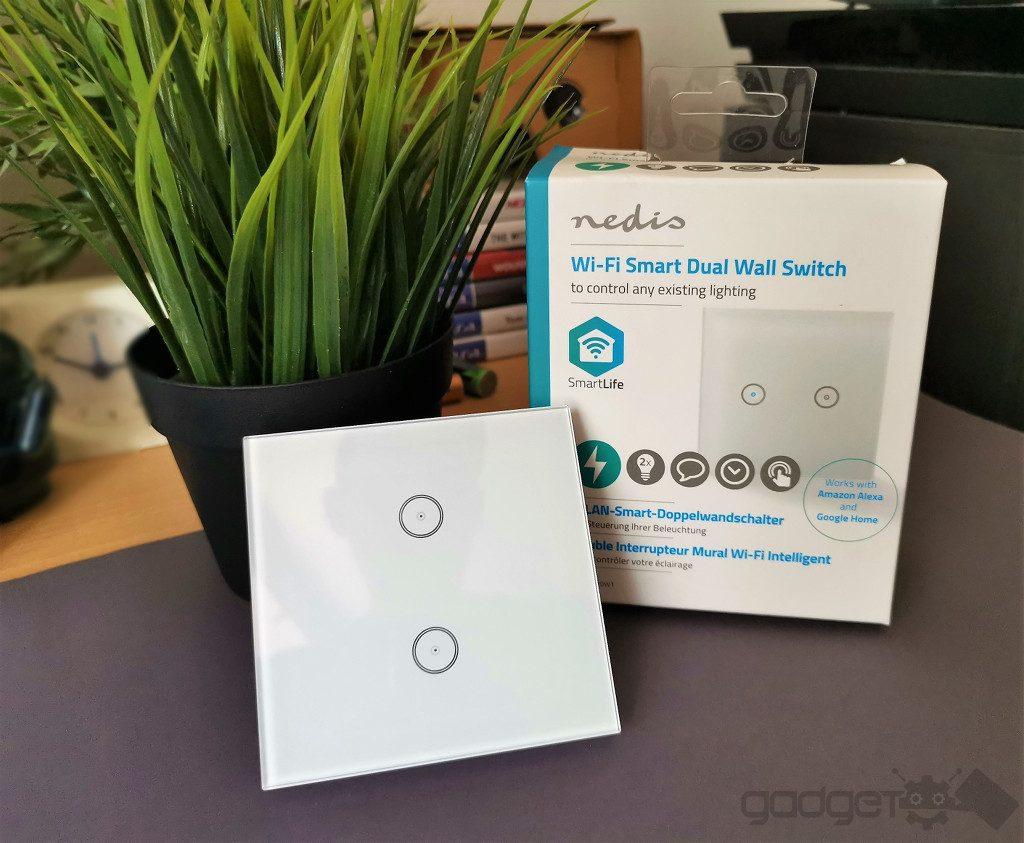 intrerupator wireless Nedis