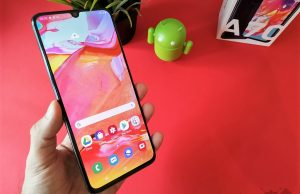galaxy a70 review