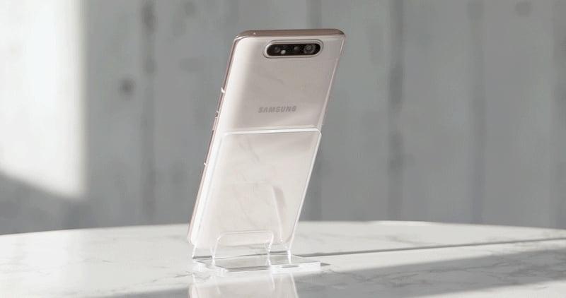 Pretul telefonului Galaxy A80