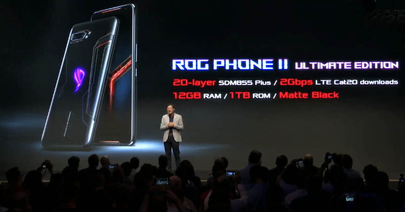 ROG Phone 2 Ultimate Edition