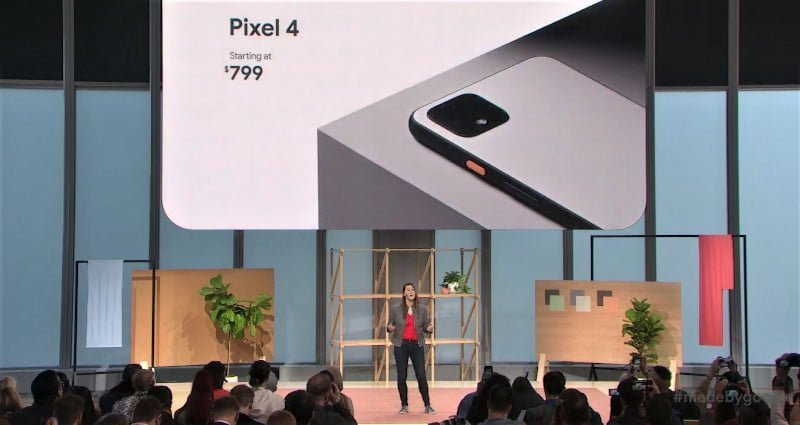 Google lanseaza telefoanele Pixel 4